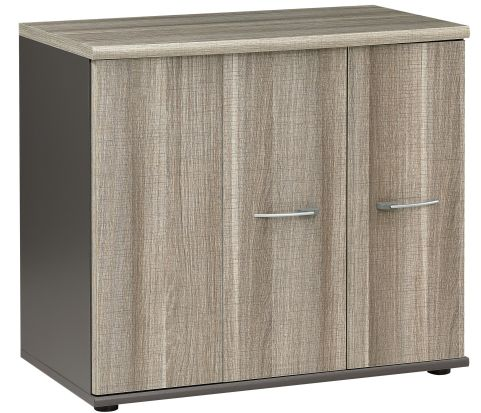 Jazz Three Door Cupboard In Drft Oak
