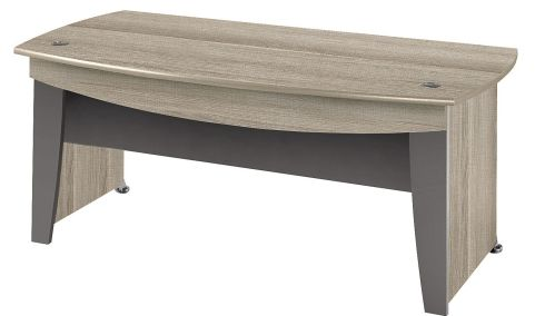 Jazz Executive Bow Fronted Desk