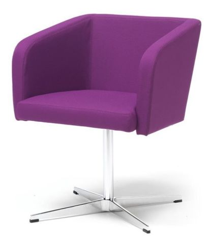Hello Tub Chair On A Four Star Swivel Base 1
