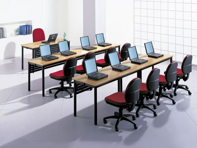 Vital Glass Boardroom Table