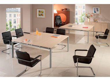 Flatline Glass Desks