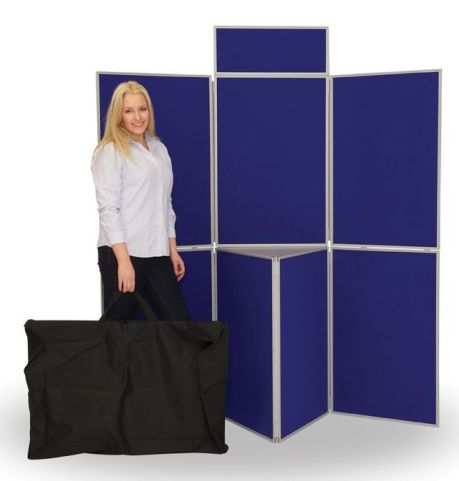 7 Panel Display Screens
