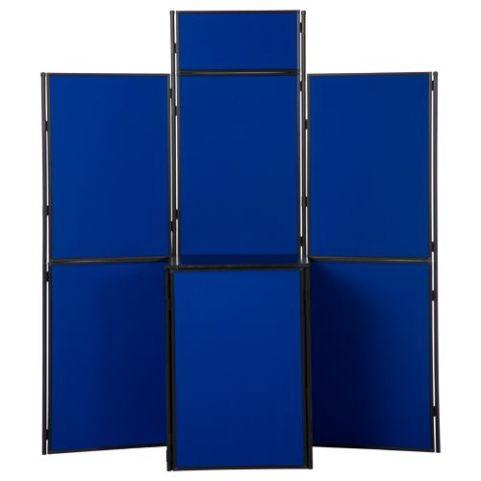 TRex 9 Panel Folding Display Screens