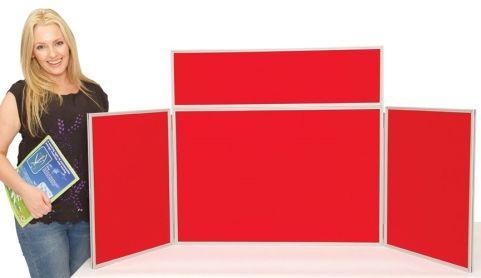 Desktop 4 Panel Display