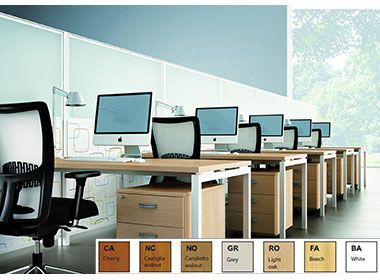 Elegance Glass Desk