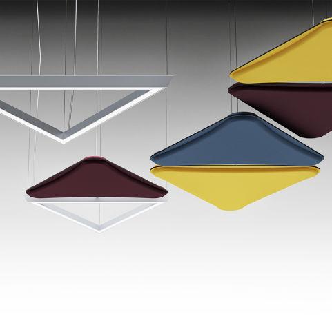 LightSound Acoustic Lighting Panel Crop
