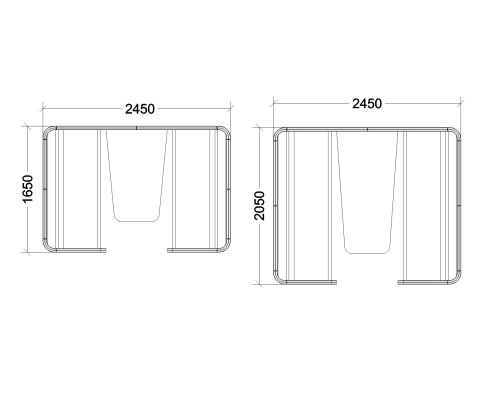 Den Dining Units Ocee Acoustic Booths