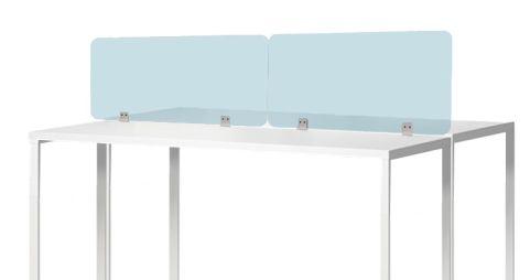 Arriva Cooured Acrylic Desk Screens 2
