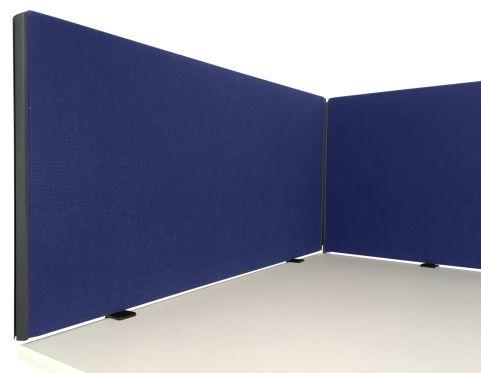 ARRIVA NEXT DAY ECONOMY DESK SCREENS BLUE