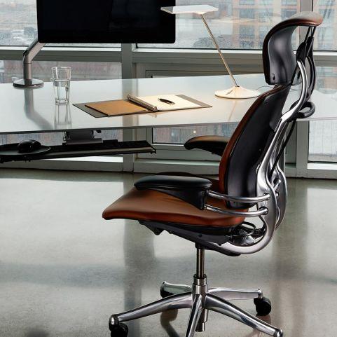 17 Humanscale Freedom Headrest Chair 7