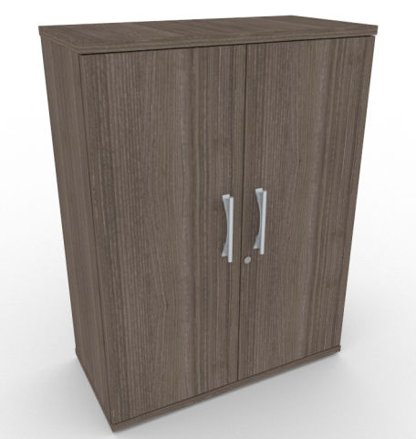 AVALONPOST Anthracite Double Door Large Cupboard, 17 Finishes, 5 Year Warranty, Free Delivery And Installation