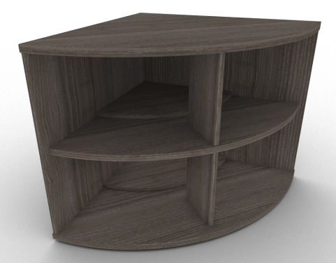 Anthracite Avalon Storage Shelving Designed For Use With Our 600mm And 800mm Desks, Free Delivery And 5 Year Warranty