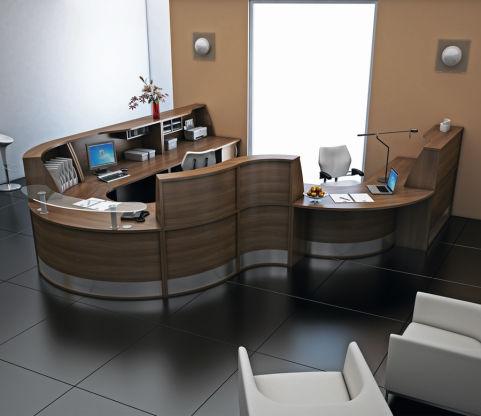 Avalon Reception Desk Office Reality Large