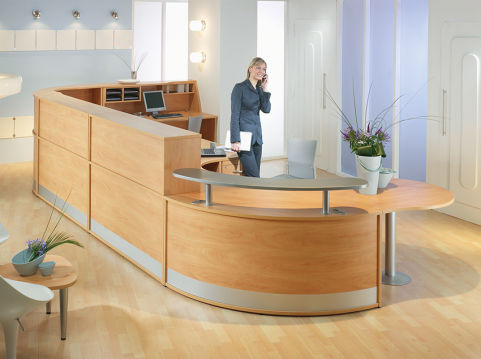 Avalon Reception Desk 7