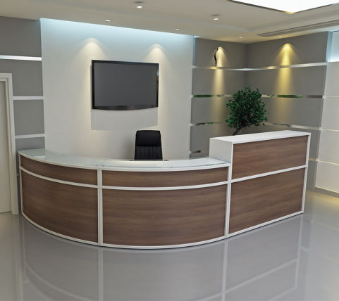 Avalon Reception Desk