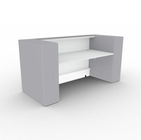 Valde Rear View Desk