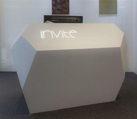 Invite Compact N Compact Reception Desk
