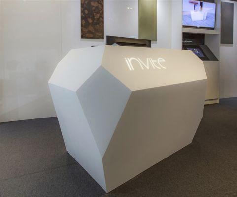 N Compact Invite Reception Desk