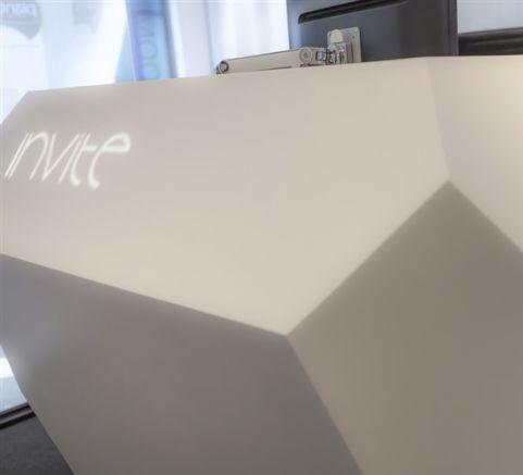 N Compact Recption Desk