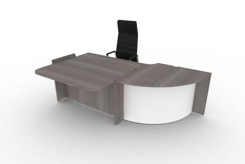 Bienvenue Desk Cedar
