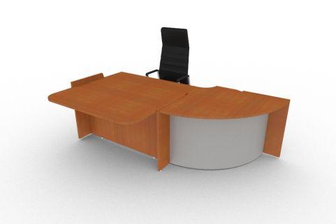 Bienvenue Desk Cherrywood