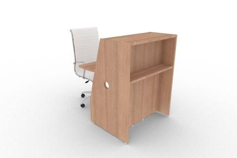 Bienvenue 850 Desk Santiago Cherry