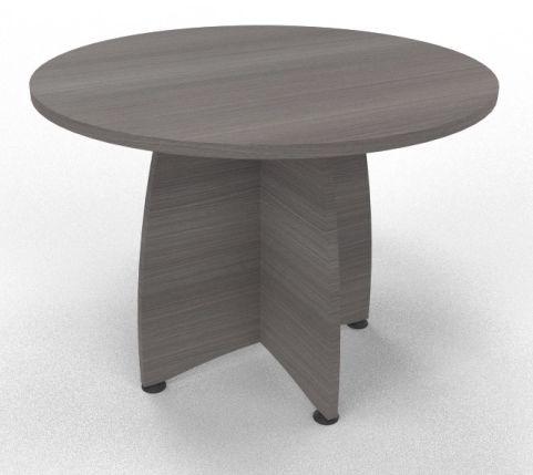 OPTIMIZE ROUND MEETING TABLE Cedar