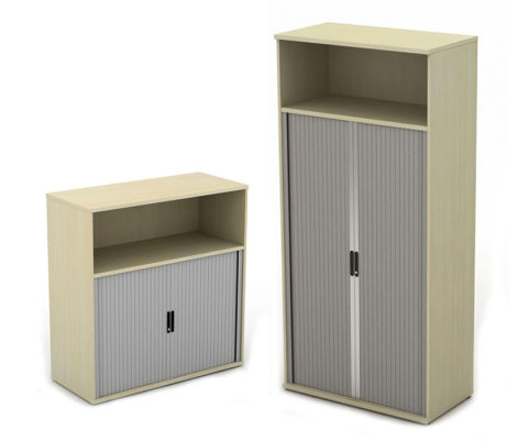 Avalon Tambour Units High And Low