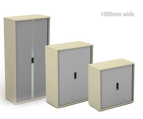 Avalon Tambour Unit 1000mm Wide