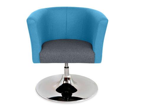 Roma Tub Chair Trumpet Base