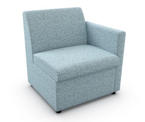 Cabby Chair Left Arm NX1-LA