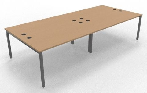 Mercury Four Person Table Beech