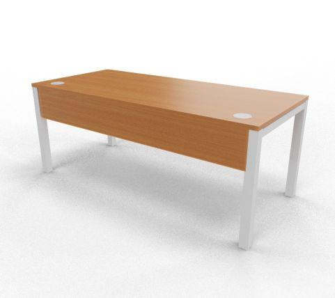 Draycott Bench Desk Beech