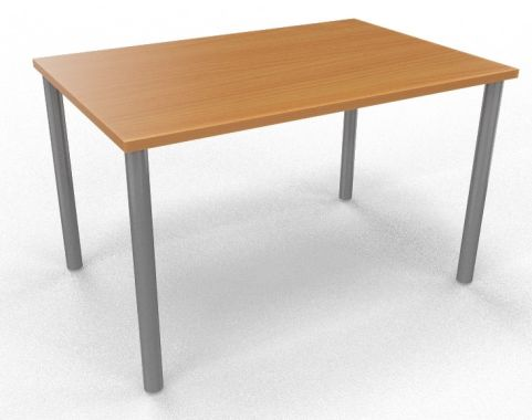 Draycott Rectangular Meeting Table Beech