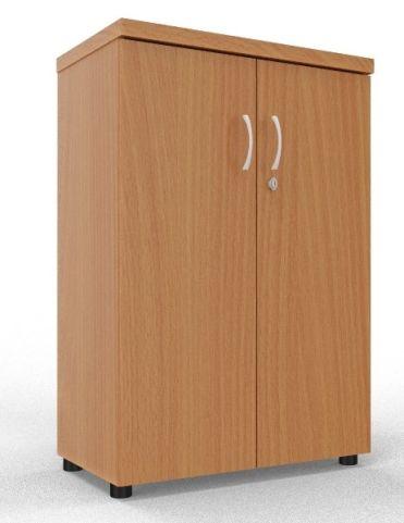 Draycott Wooden Cupboard 1200 Beech