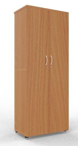 Draycott Wooden Cupboard 2000 Beech