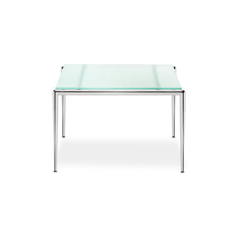 Classique Glass Coffee Table 600mm X 600mm