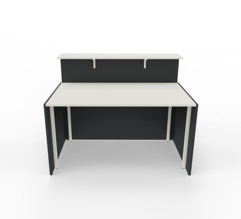 Reception Desks Configurations Rear Of Desk