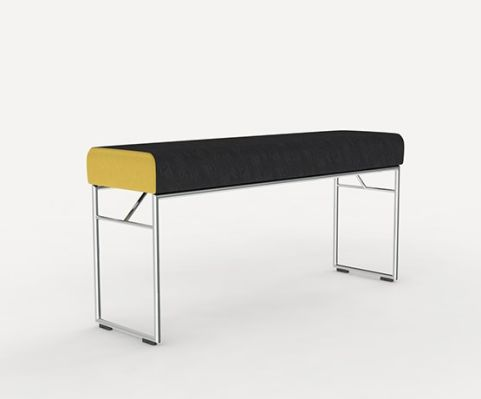 Pause High Bench Yellow And BlackR2