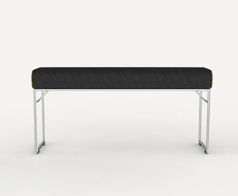Pause High Bench Yello And Black
