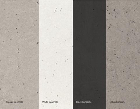 Concrete Finishes Koncrete Reception Desk Range