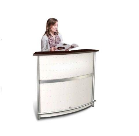 Small Salon Reception Desk
