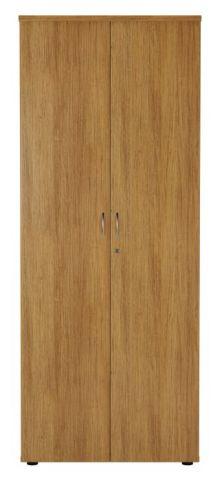 Ziggy Wooden Double Door Cupboard Front View