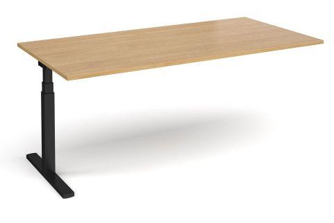 Elev9 Boardroom Table Add On Oak