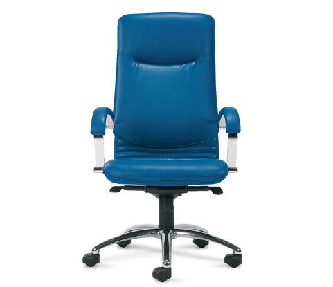 NOVA Steel Chair Blue