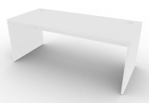 Oslo Rectangular Desk White