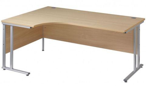 GM Corner Desk Cantilever