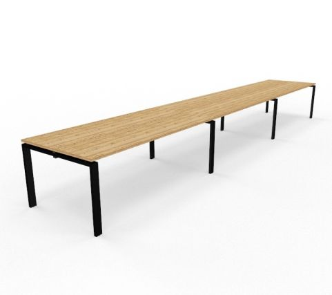 Saturn Boardroom Table 6000mm X 1000mm