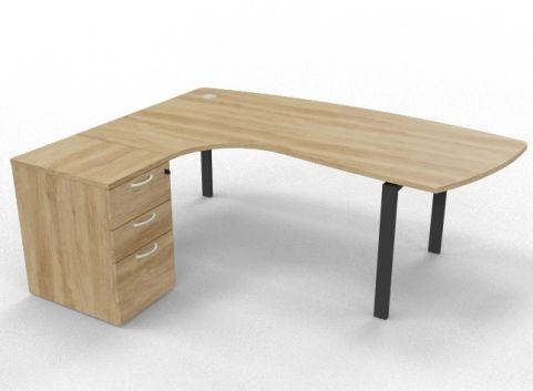 Astrro Double Wave Desk