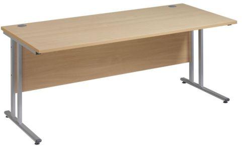Gm Rectangular Cantilever Desk